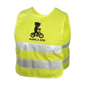 Detská reflexná vesta KELLYS STARLIGHT rider - XS