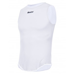 LIEVE EXTRA-LIGHT base layer singlet / tílko - BI - white