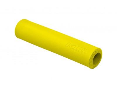 Rukoväte KLS SILICA, yellow