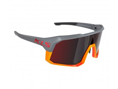 Slnečné okuliare KLS DICE II grey orange