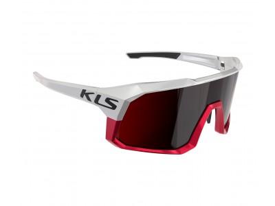Slnečné okuliare KLS DICE II white