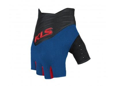 Rukavice KLS Cutout short, blue