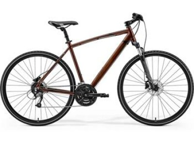 MERIDA CROSSWAY 40 bronz(hnedý/čierny) 2021