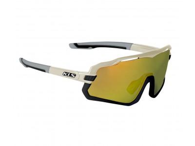 Slnečné okuliare KLS Cyclone FF, Sandstorm Grey
