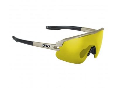 Slnečné okuliare KLS Cyclone HF, Sandstorm Grey