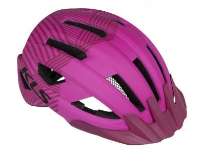 Prilba DAZE pink L/XL