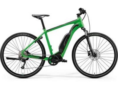 MERIDA eSPRESSO 200 SE matný zelený(čierny) 2020