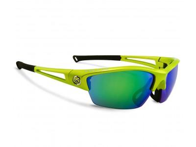 Slnečné okuliare KELLYS Wraith - Shiny Lime