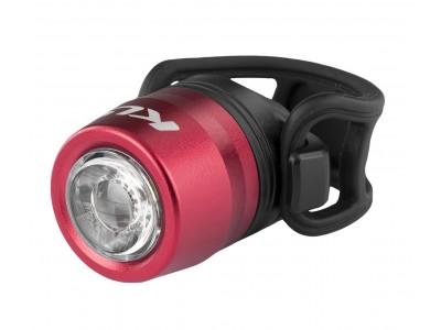 Osvetlenie predné nabíjateľné IO USB Front, red