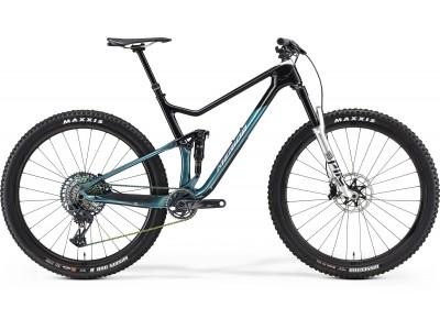 MERIDA ONE-TWENTY 8000 strieborný/čierny/modrý 2021
