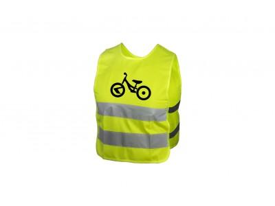 Detská reflexná vesta KELLYS STARLIGHT bike