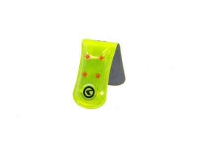 Reflexná LED sponka KELLYS TWINKLE PRO 3M Scotchlite